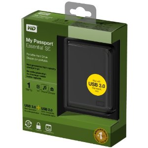 Western Digital My Passport Essential