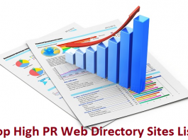 Top-High-PR-Web-Directory-Sites-List