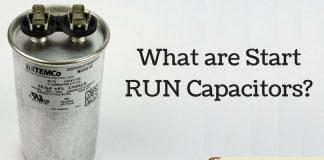 What-are-Start-RUN-Capacitors