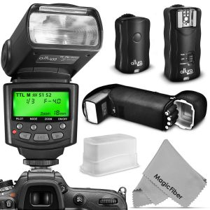 Altura Photo Professional AP-C1001 External Flash for Canon