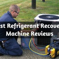 Best Refrigerant Recovery Machine Reviews of 2017