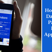 How Much Data Does Pandora Radio Application Use?