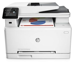 HP LaserJet Pro Color All-in-One M277dw Wireless