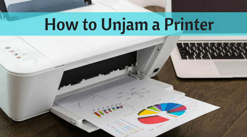 How to Unjam a Printer