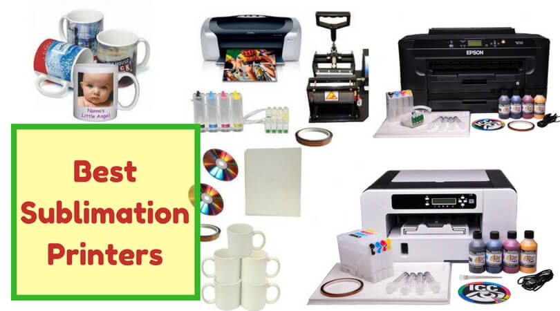 Best Sublimation Printers: Ideal Printers for Dye Sublimation