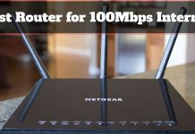 Best 100Mbps Router_