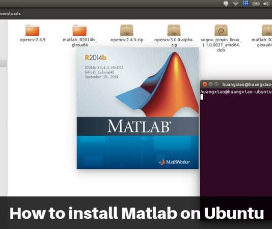 How to install Matlab on Ubuntu