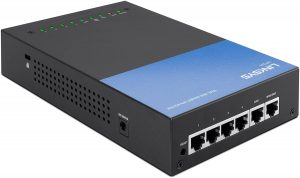 Linksys Business Dual WAN Gigabit Router