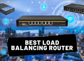 Best load balancing router
