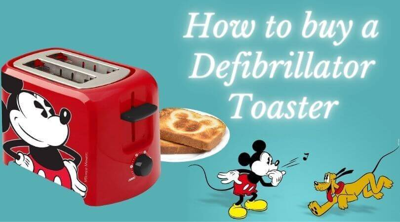 How to Buy Defibrillator Toaster