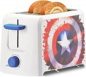Captain America Shield Toaster