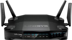 Linksys WRT Gaming WiFi Router